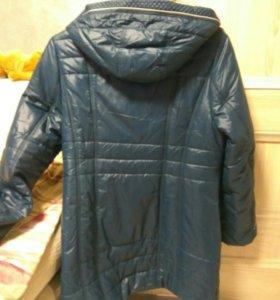 Куртка,новая, демисезонная. 48-50
