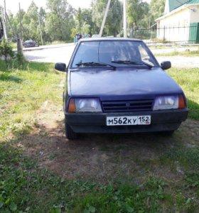 ВАЗ (Lada) 2108, 2002