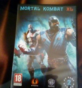 Диск Mortal Kombat XL