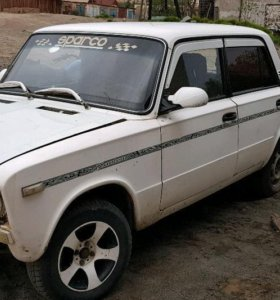 ВАЗ (Lada) 2106, 1991
