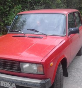 ВАЗ (Lada) 2105, 1982