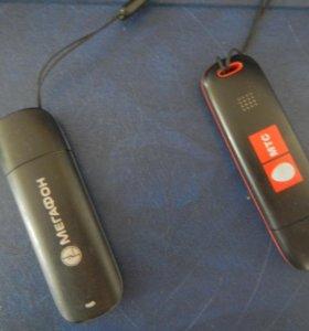 USB модем МТС и Мегафон