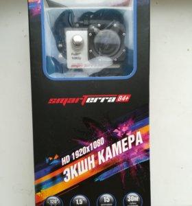 Экшн камера smarterra b4+