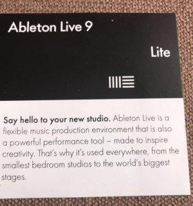 Программа Ableton лицензия программа для музыки