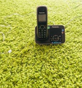 Домашний радио телефон.