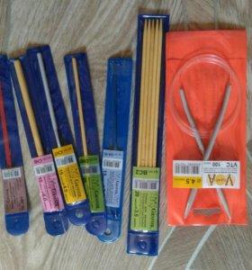 Крючки для вязания и рукоделия новые