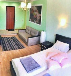Квартира, студия, 40 м²