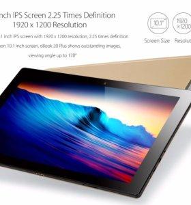 Планшет Onda OBook20 плюс Tablet 10.1