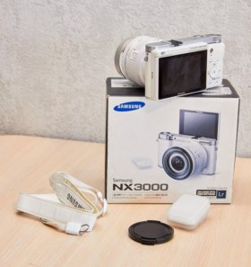 Беззеркалка Samsung nx 3000