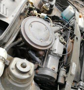 Двигатель 2109 для таврии переделка в сборе