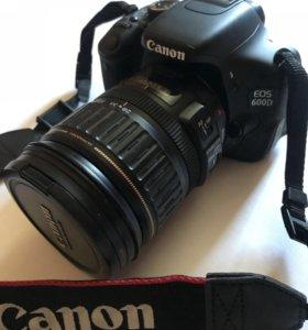 Canon 600d + canon 28-135mm