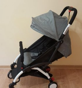 Коляска Baby- Yoya (gray)