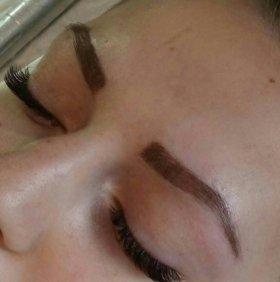 Перманентный макияж всех зон.В Новопеределкино.