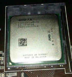 Процессор AMD FX 4200