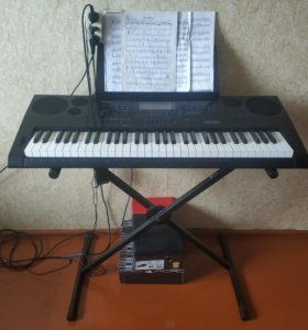 Электронное фортепиано.