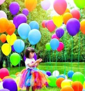 Воздушные/гелиевые шары