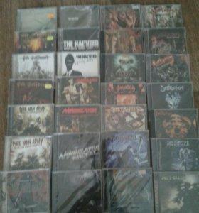 CD, MP3