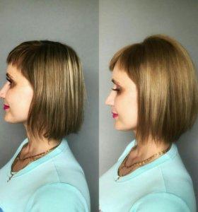 Флисинг+протеиновое восстановление волос
