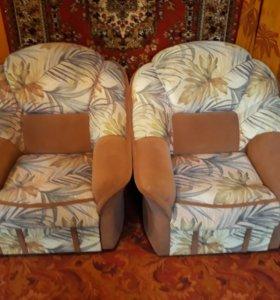 Кресла - комплект 2 шт.