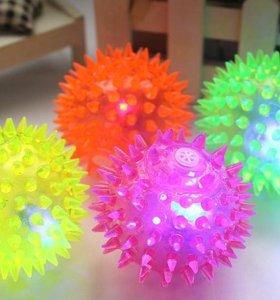 Светящийся мяч - прыгун