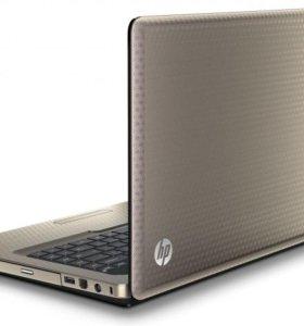 Игровой ноутбук в идеальном состоянии 3-х ядерный