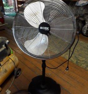 Продается вентилятор Bork Германия.
