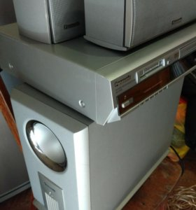 "Sound System ""Panasonic SA-HT623"" (6 колонок)"