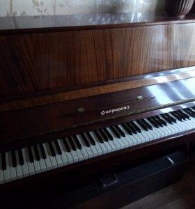 Пианино фантазия