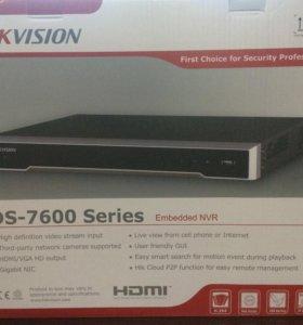 Регистратор Hikvision DS-7608NI-K2