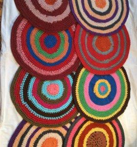 Полосатые коврики