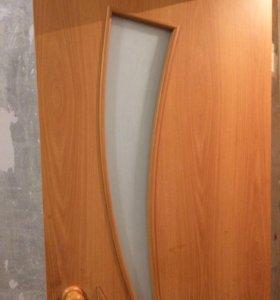 Межкомнатные двери б/у