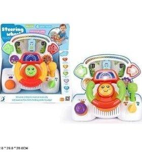 Развивающие игрушки руль