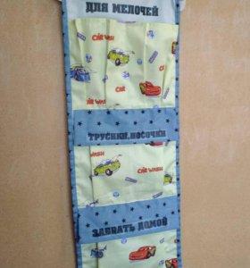Кармашки для детского сада