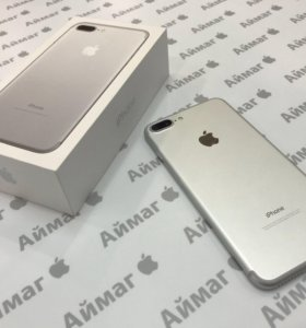 iPhone 7Plus 32 Silver