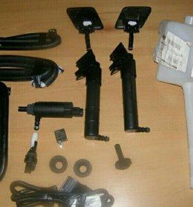 Полный набор омывателя фар форд фокус 2 рестайлинг