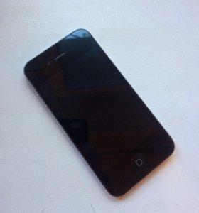 iPhone 4 Black Отличное Состояние