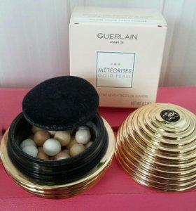 Метеориты Guerlain gold pearl meteorites 2017