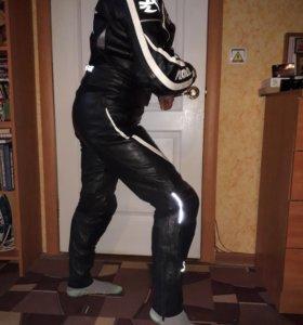 Женский мото-костюм