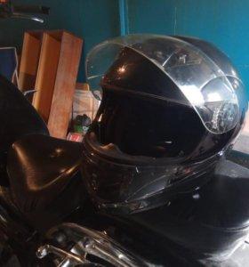 Шлем-модуляр Vega Summit II глянцевый