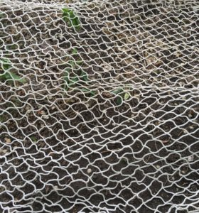 Защитно-улавливающая (ловушка)сетка