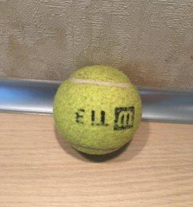Мячик для большого тенниса