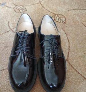 Туфли фарадей