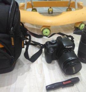 Фотоаппарат Кэнон D1100