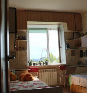 Квартира, 3 комнаты, 52.2 м²