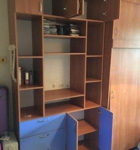 Шкаф для книг, белья, одежды
