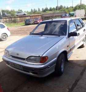 ВАЗ (Lada) 2115, 2003