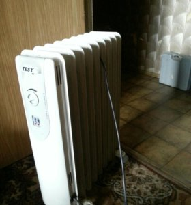 Масленный электрический радиатор
