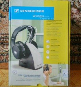 Наушники Senneiser RS 120