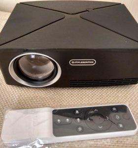 C80 проэктор HD проектор