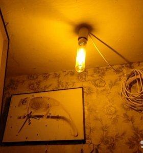 Натриевая лампа для выращивания растений